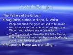 a world religion17
