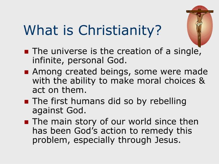 What is christianity3