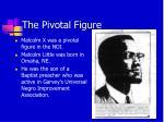 the pivotal figure