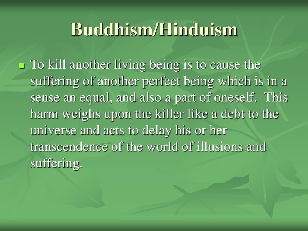 Buddhism/Hinduism