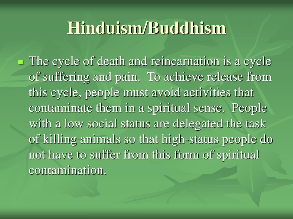 Hinduism/Buddhism
