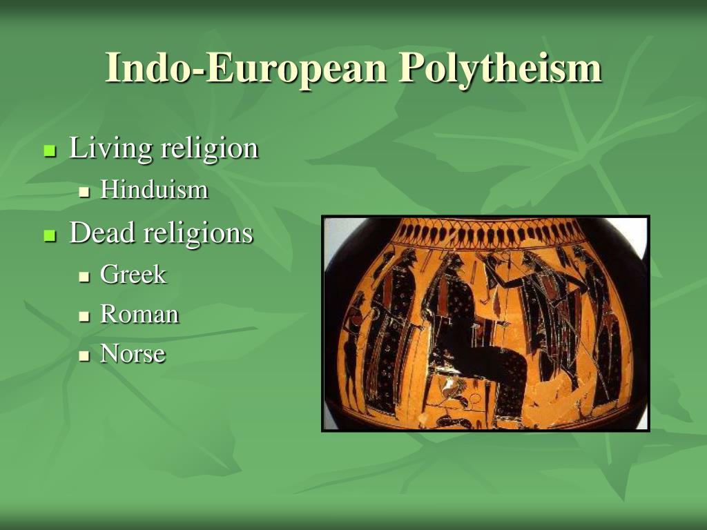 Indo-European Polytheism