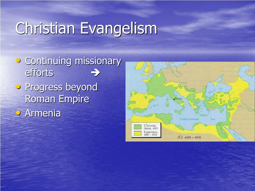 Christian Evangelism