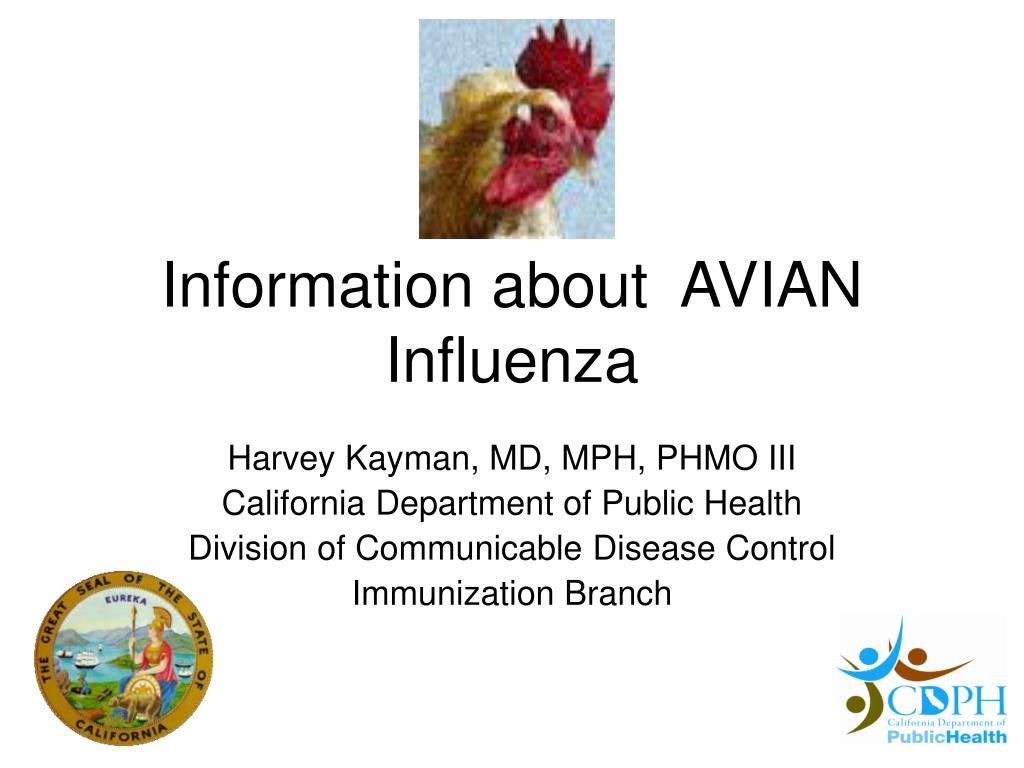 Information about  AVIAN Influenza