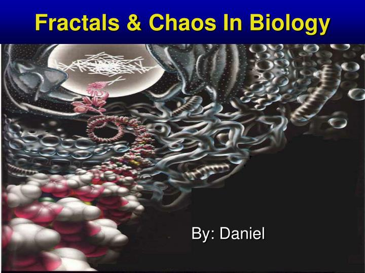 introduction to fractals and chaos pdf