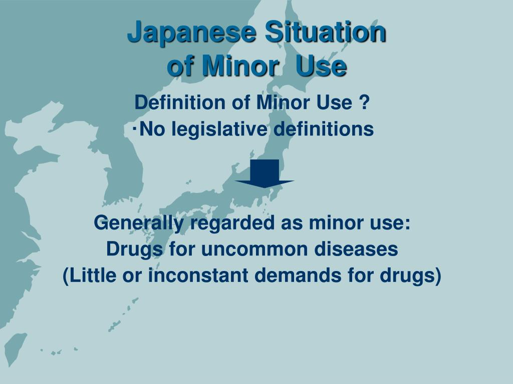 Japanese Situation