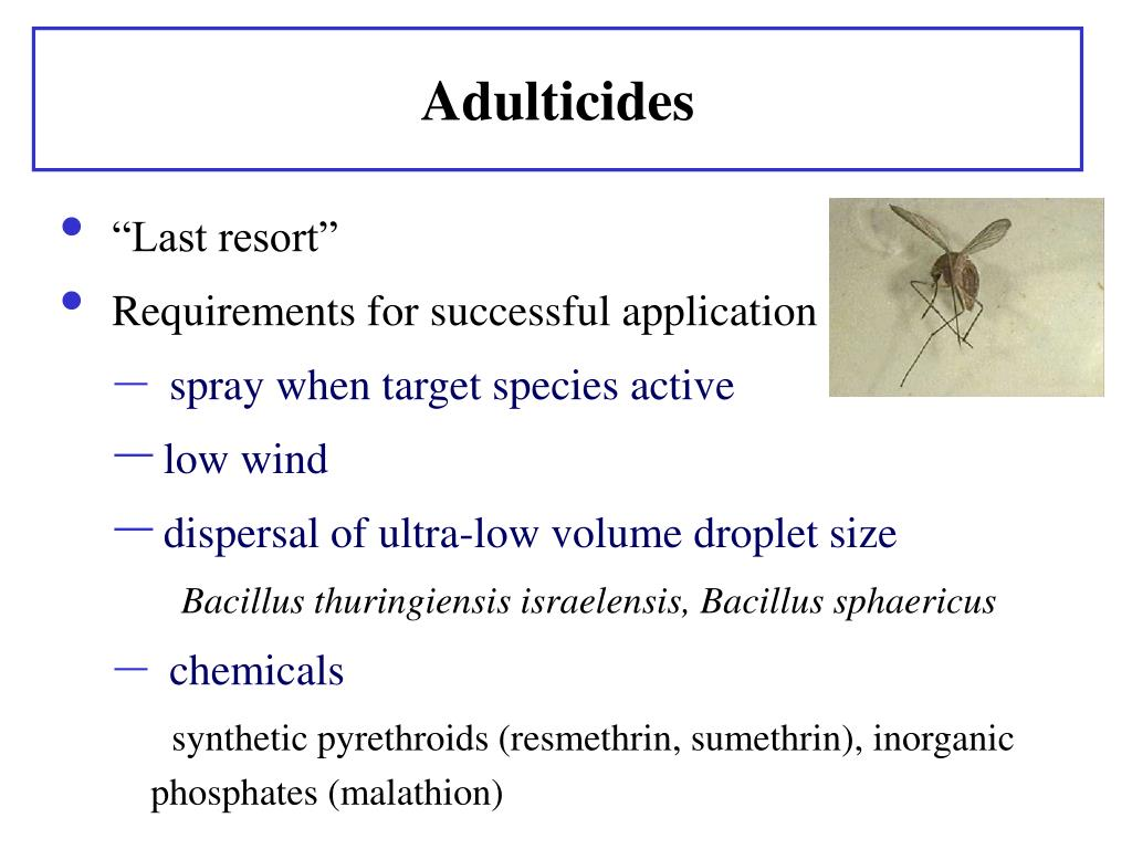 Adulticides