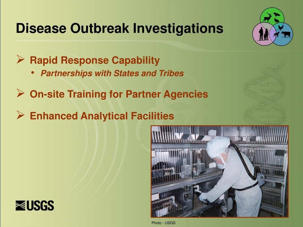 Disease Outbreak Investigations