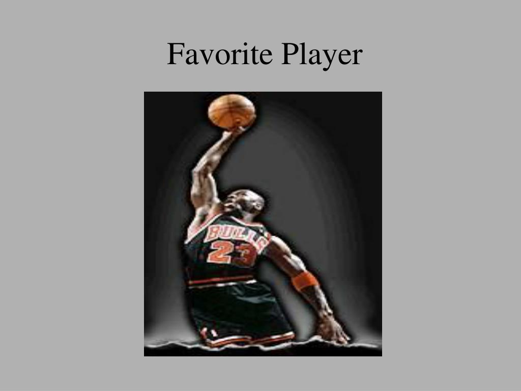 Favorite Player
