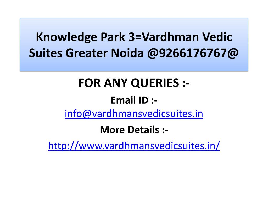 Knowledge Park 3=
