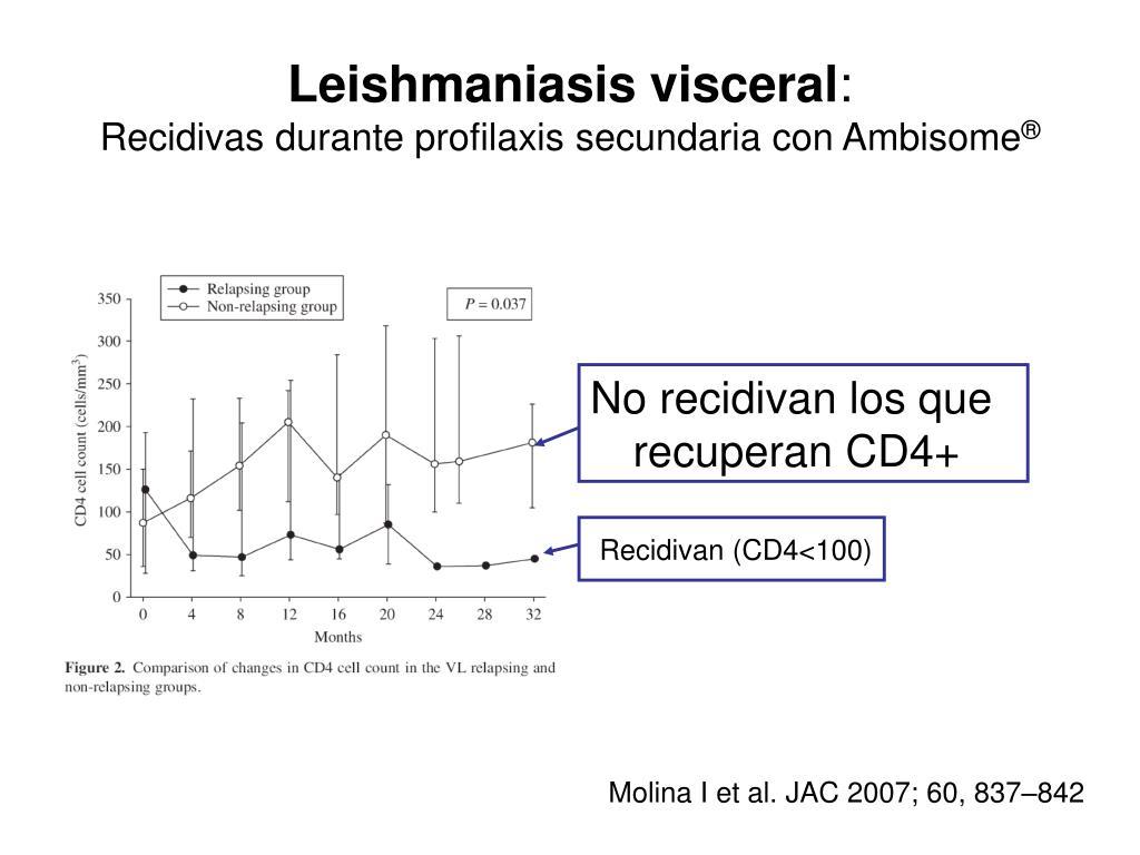 Leishmaniasis visceral