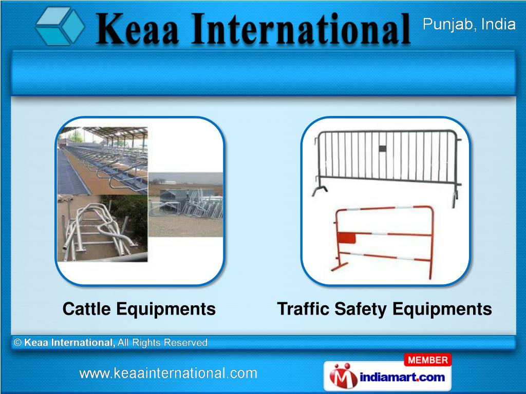 Cattle Equipments