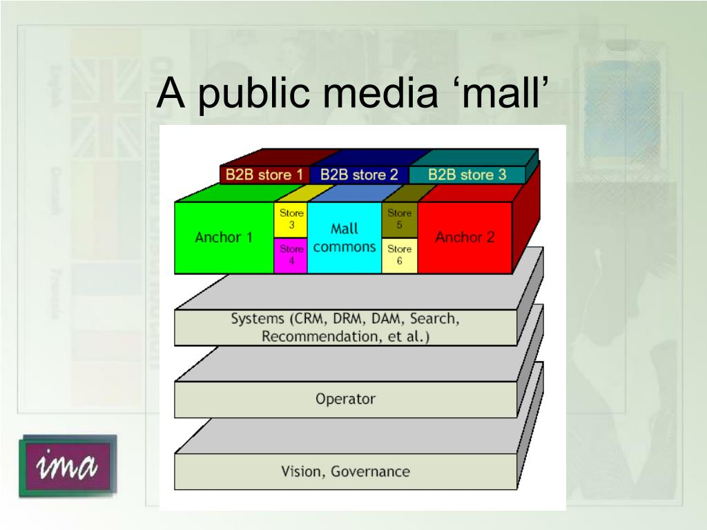 A public media 'mall'