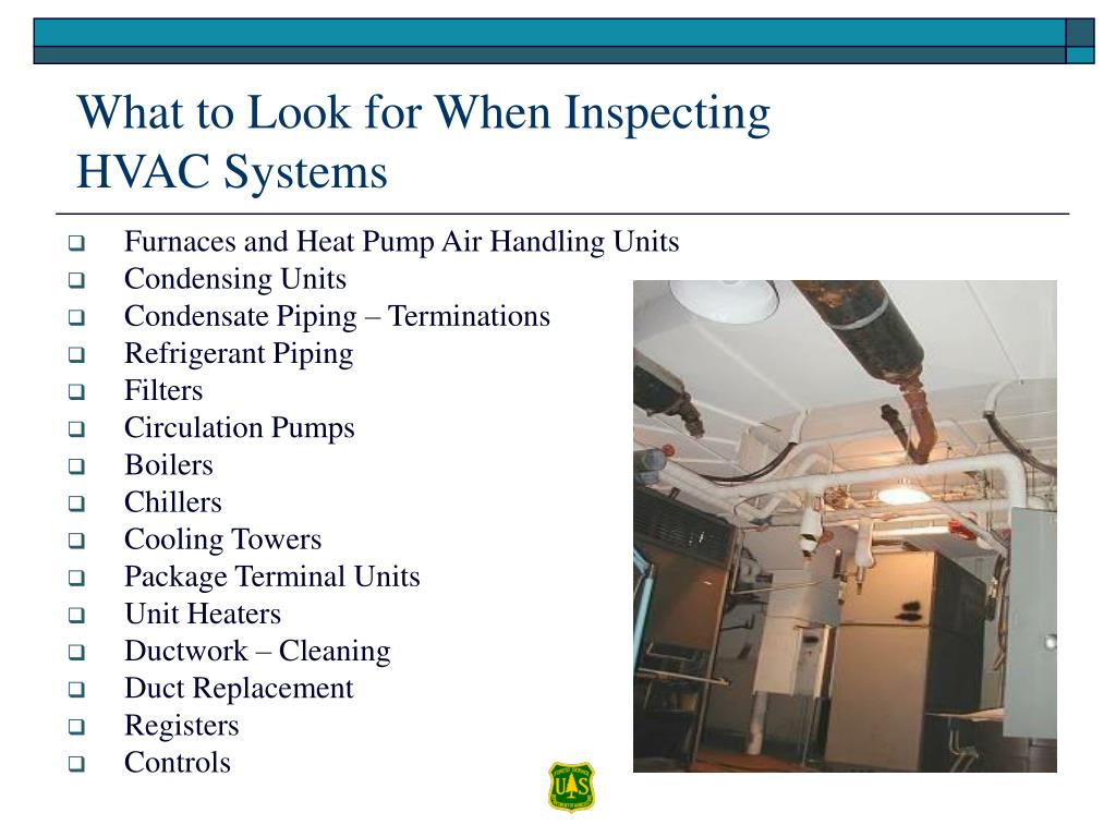 What to Look for When Inspecting HVAC Systems