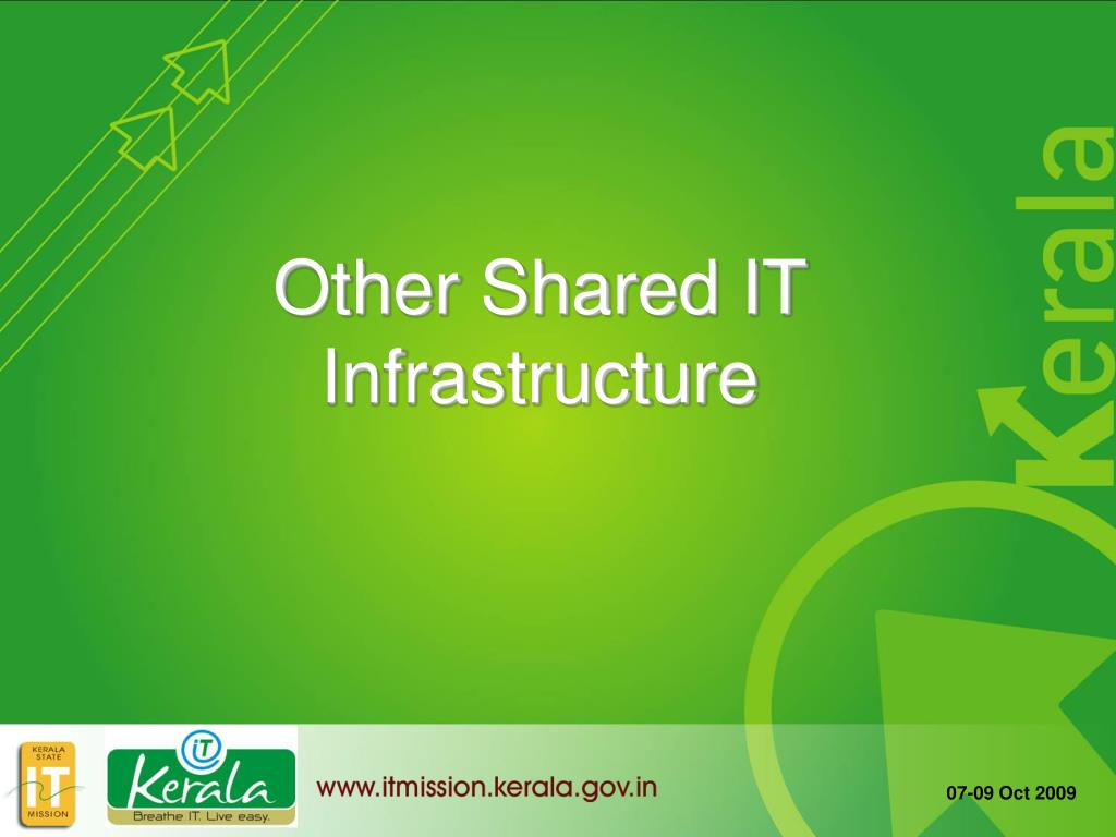 Other Shared IT Infrastructure