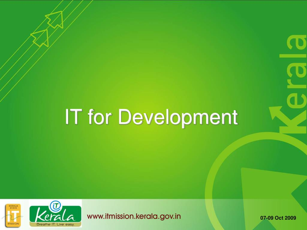 IT for Development