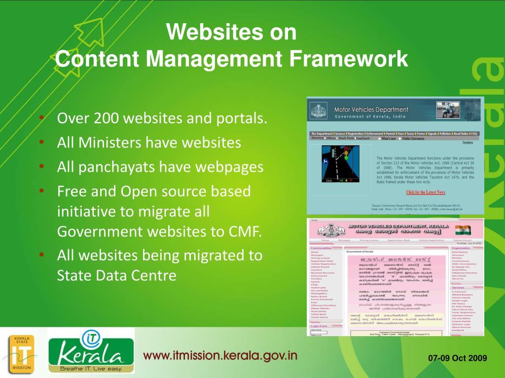 Websites on