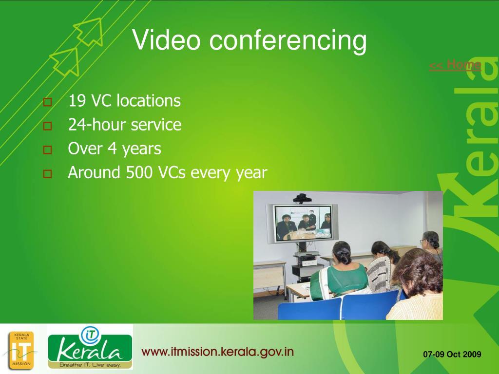 19 VC locations