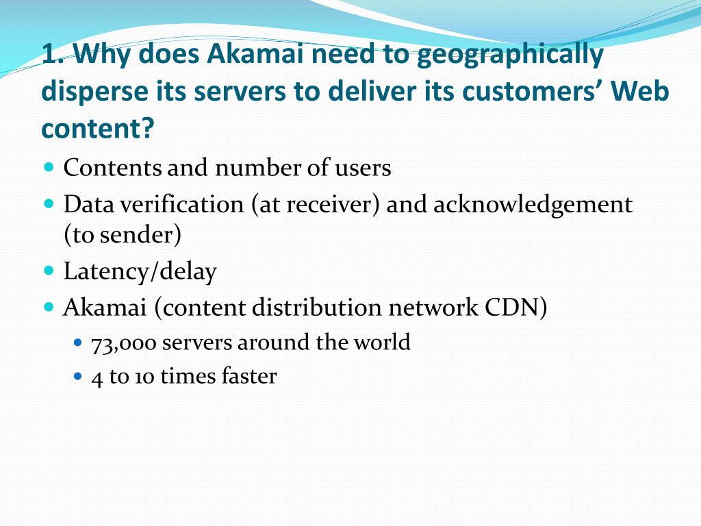 akamai technologies when demand exceeds capacity Why does akamai need to akamai technologies when demand exceeds capacity sbe 430 sbe\430 sbe430 week 1 case study akamai technologies when demand exceeds.