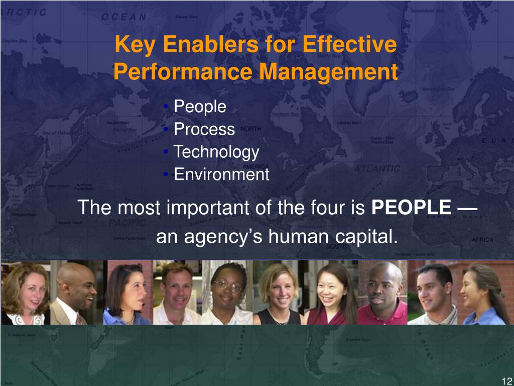Key Enablers for Effective