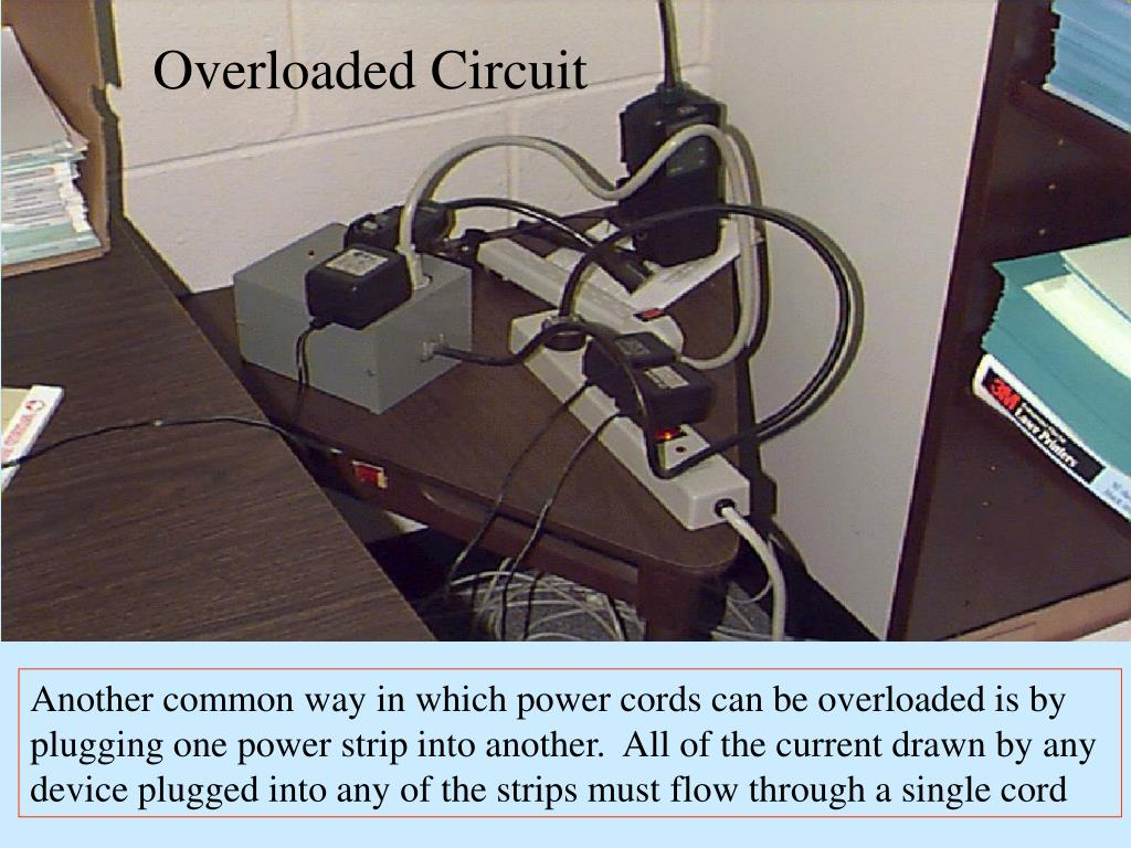 Overloaded Circuit