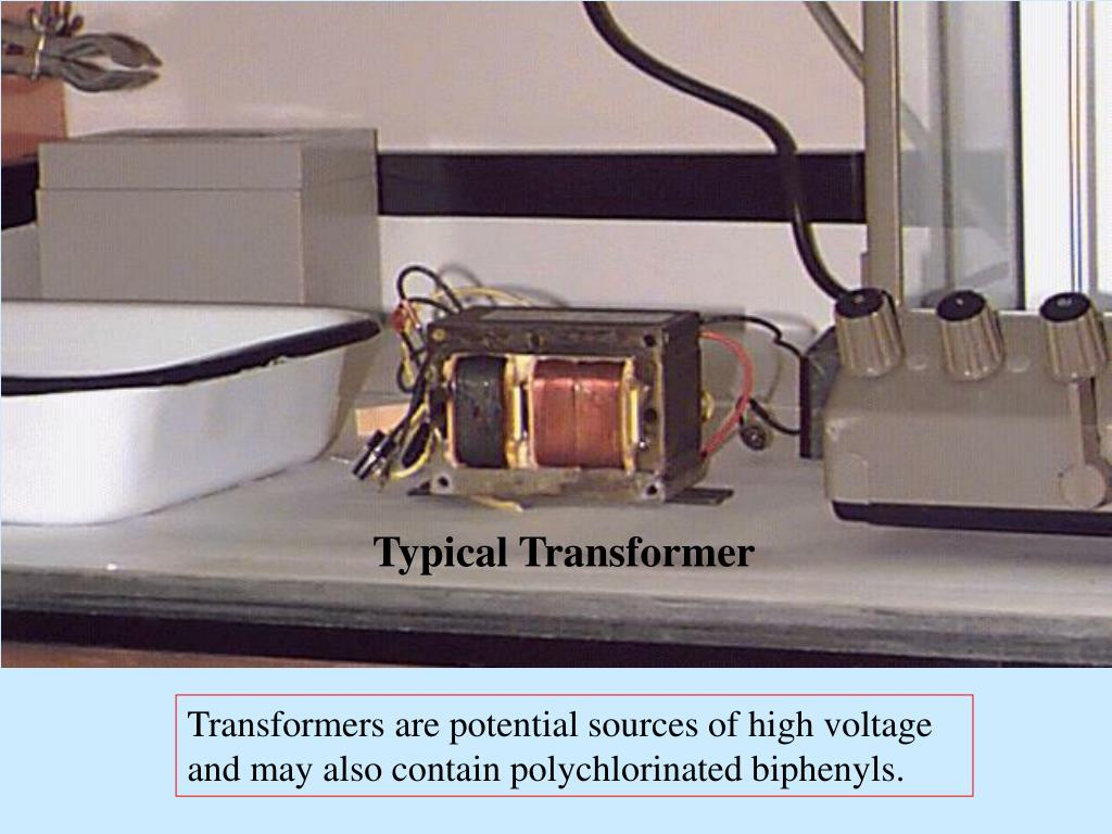 Typical Transformer