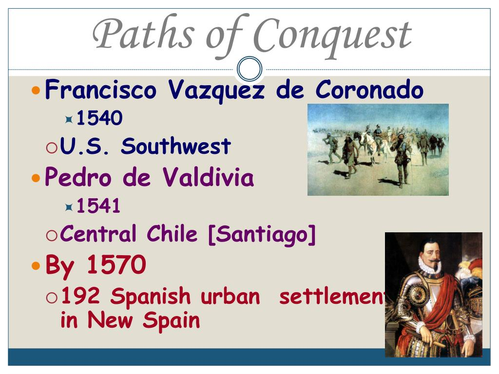 Paths of Conquest