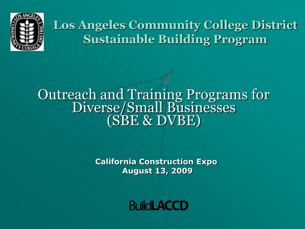 Los Angeles Community College District