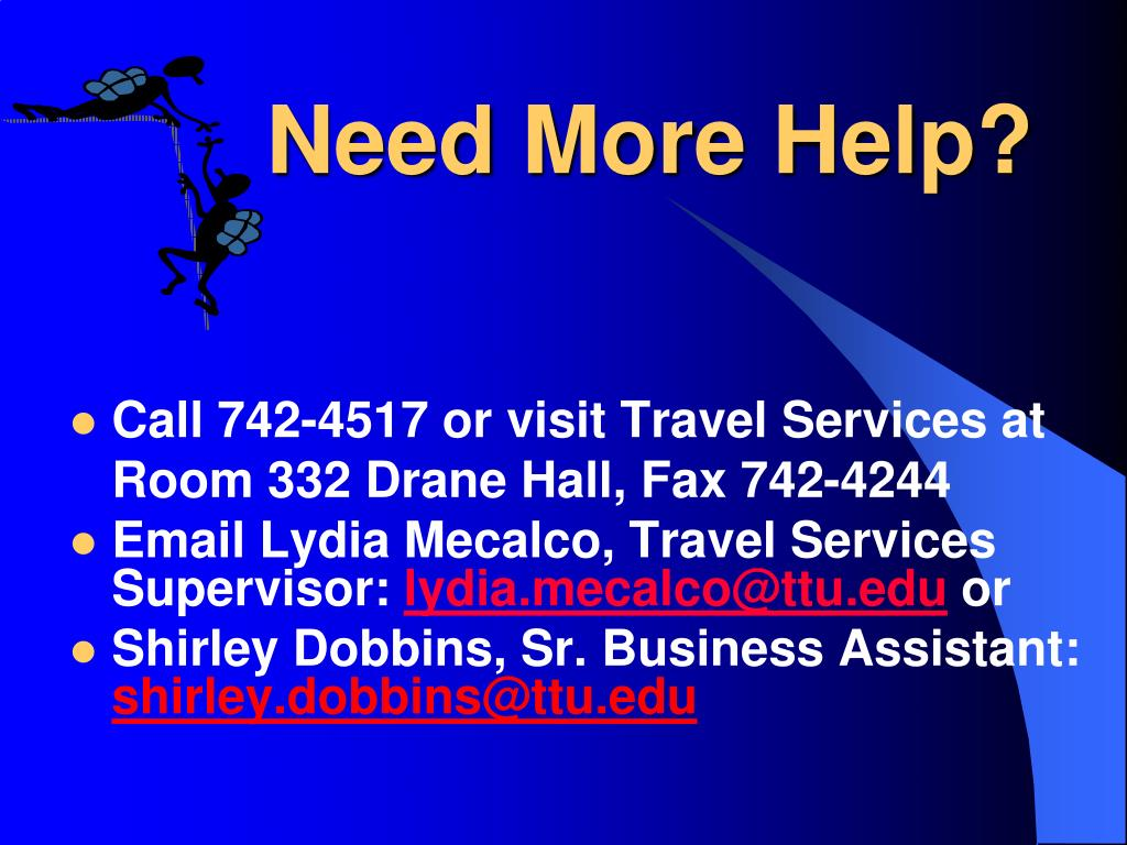 Need More Help?
