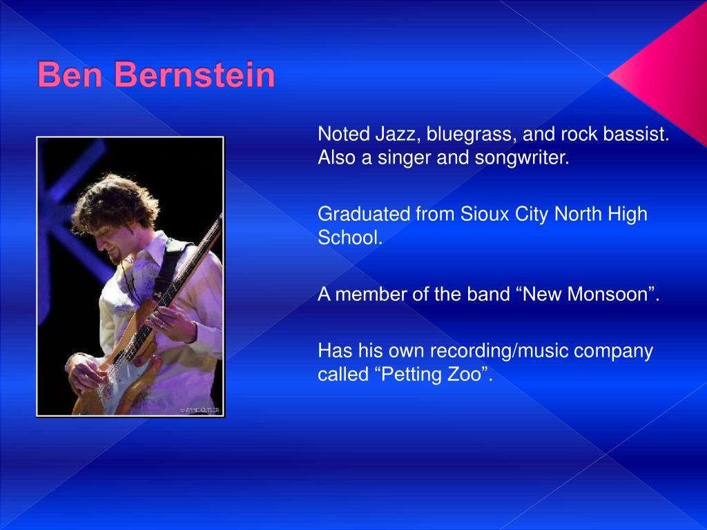 Ben Bernstein