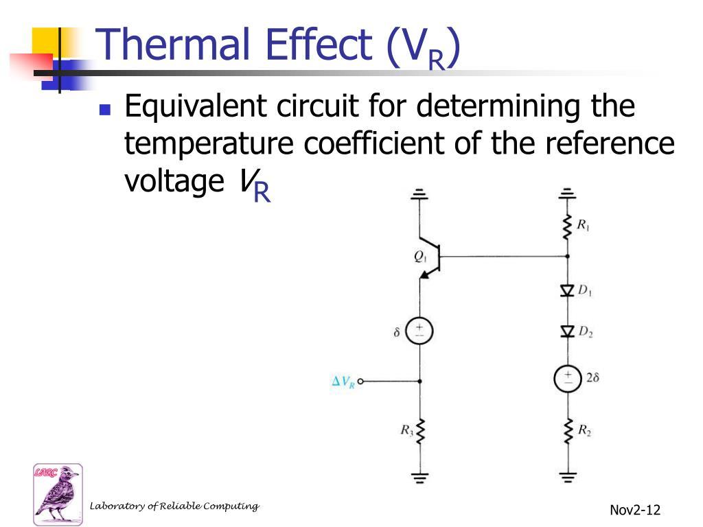 Thermal Effect (V
