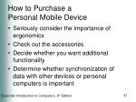 how to purchase a personal mobile device37