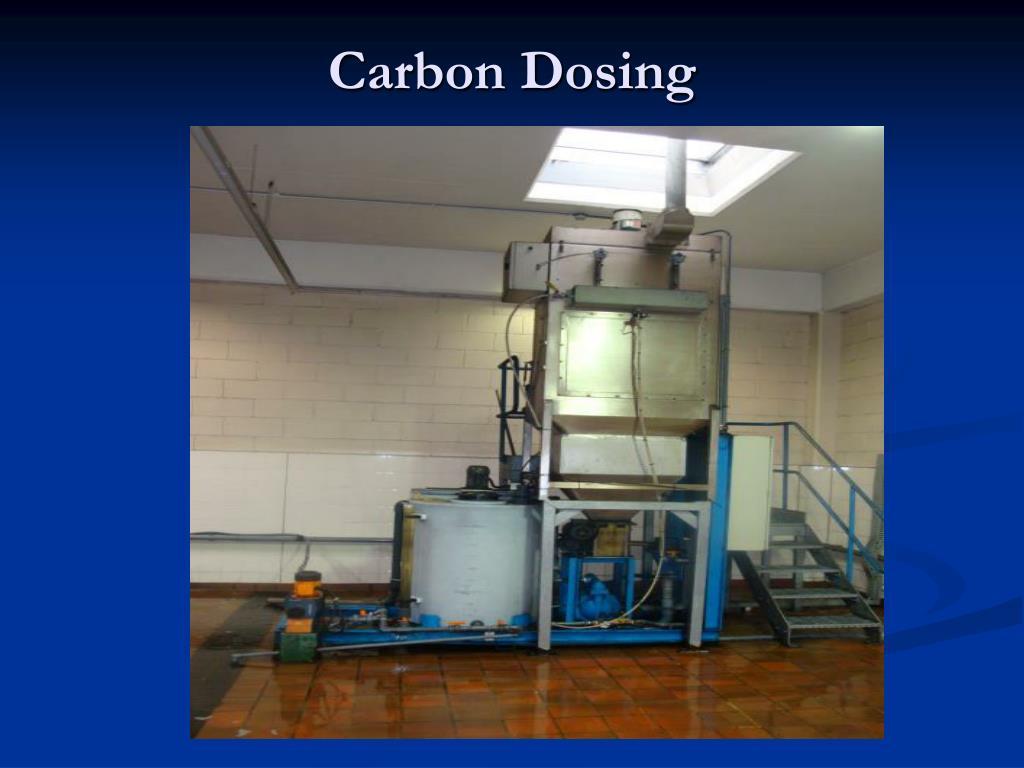 Carbon Dosing
