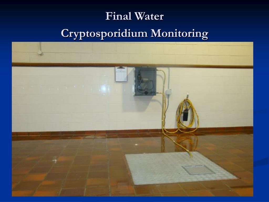 Final Water