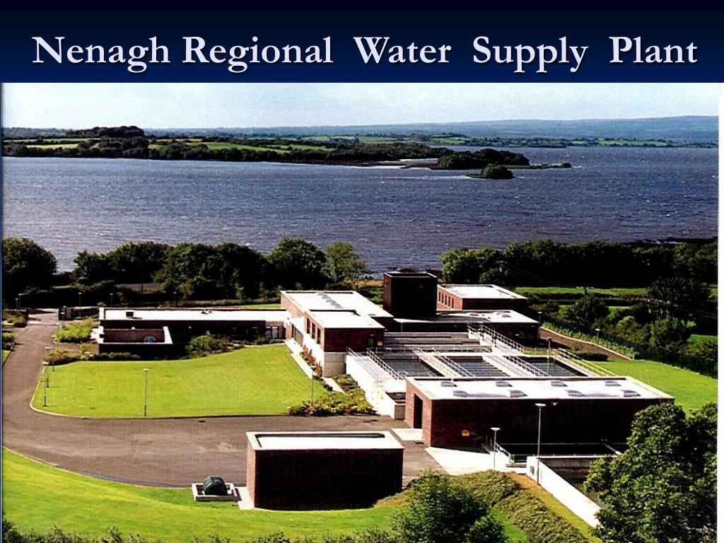 Nenagh Regional  Water  Supply  Plant