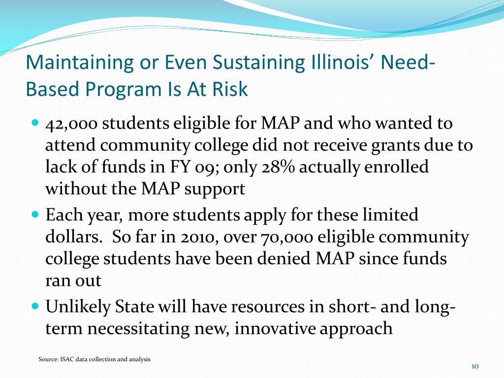 Maintaining or Even Sustaining Illinois