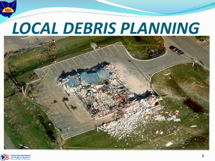 Local debris planning l.jpg