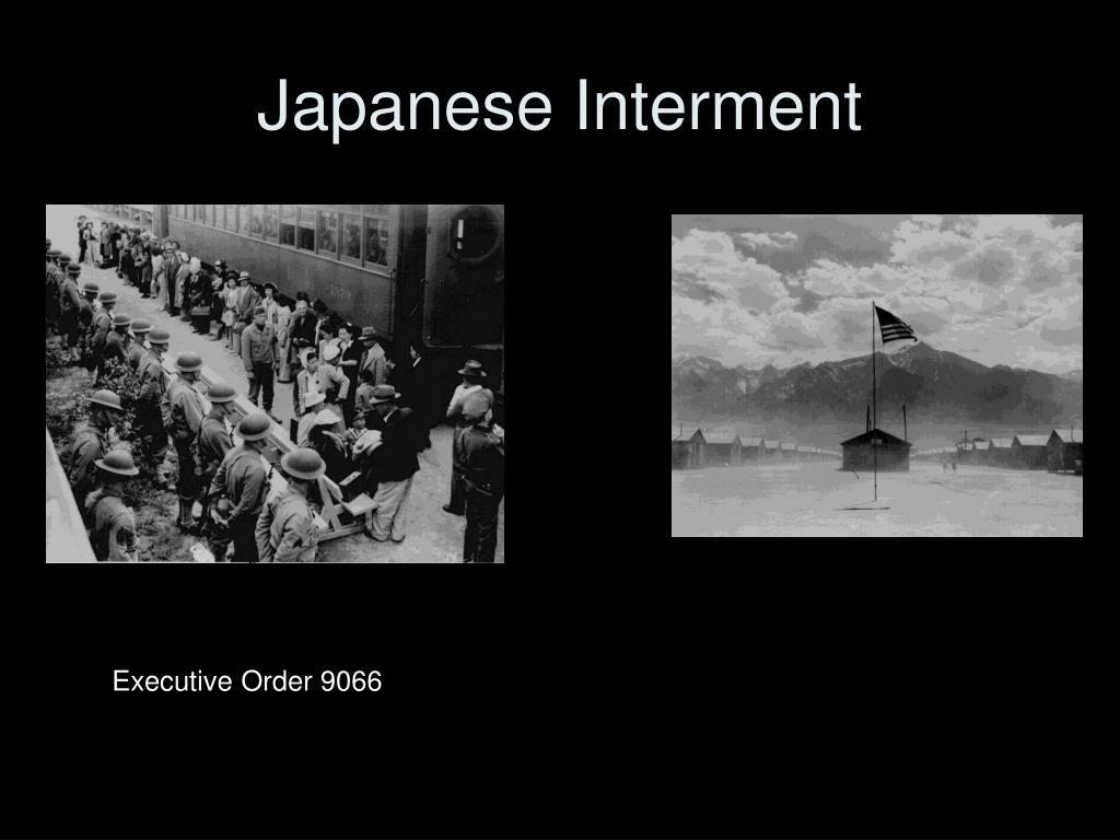 Japanese Interment