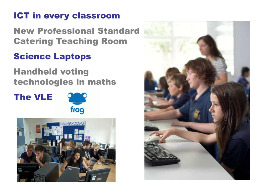 ICT in every classroom