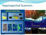 hyperspectral scanners22