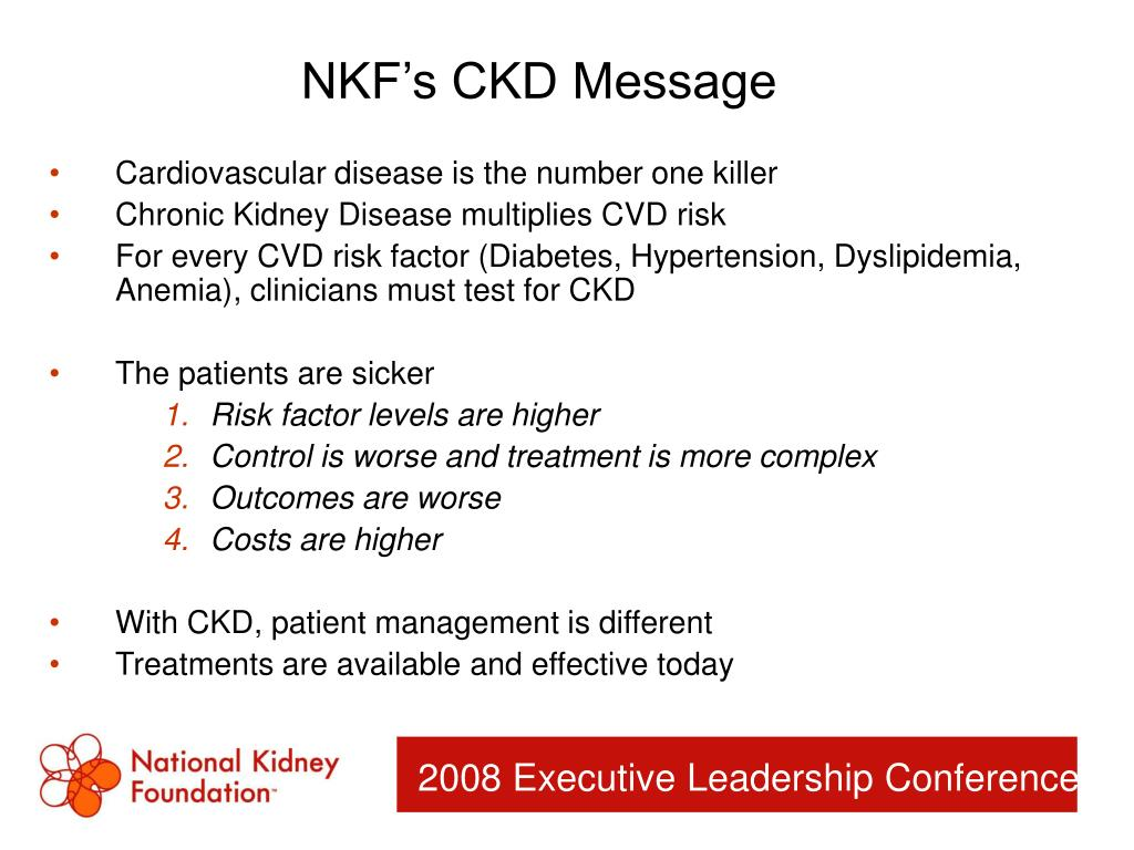 Cardiovascular disease is the number one killer
