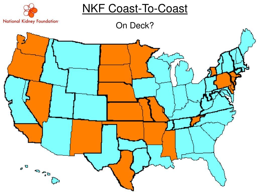 NKF Coast-To-Coast