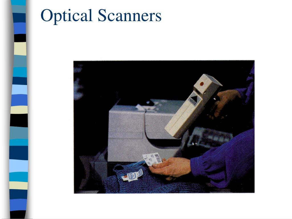 Optical Scanners