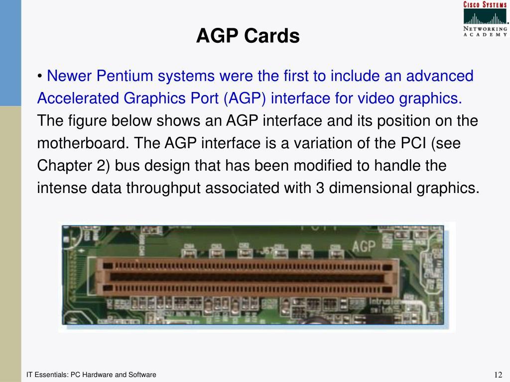 AGP Cards
