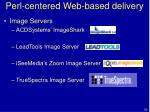 perl centered web based delivery62