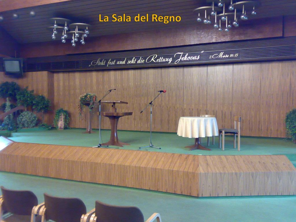 La Sala del Regno