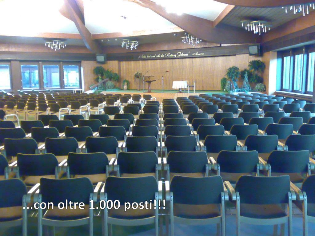 ...con oltre 1.000 posti!!!