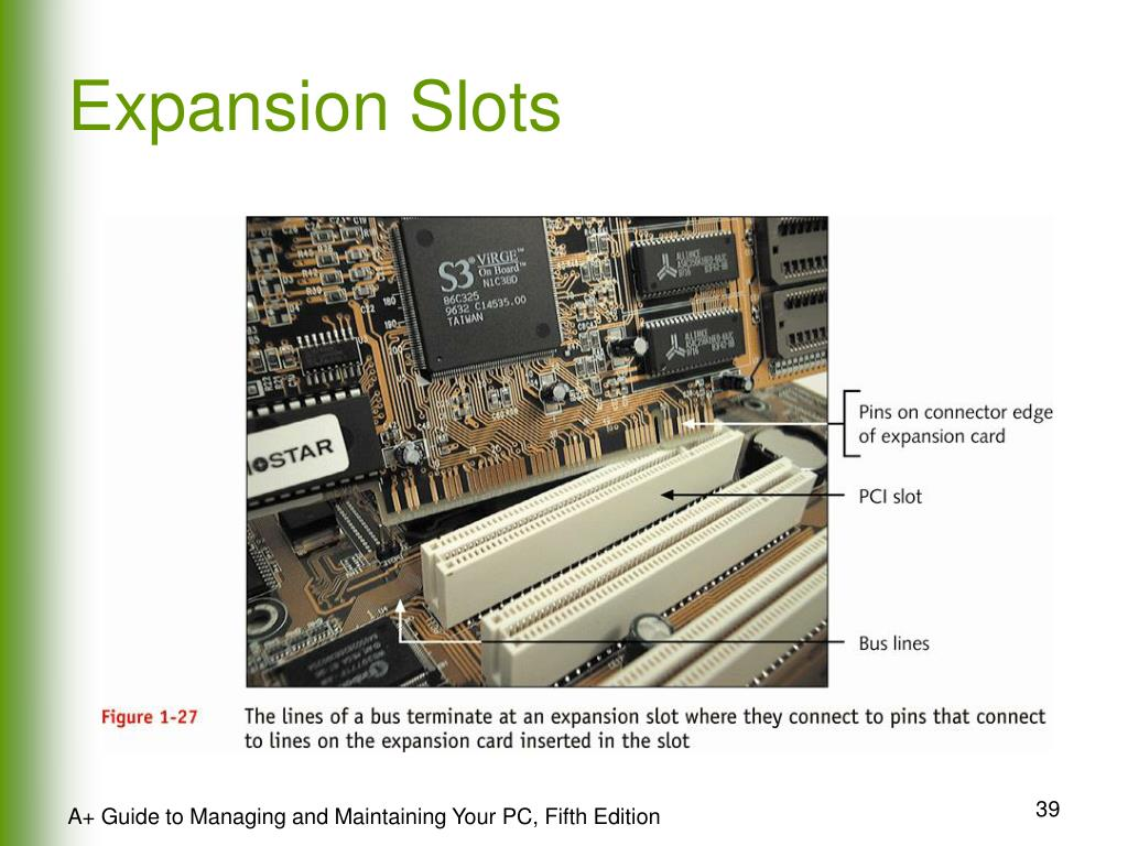 Expansion Slots
