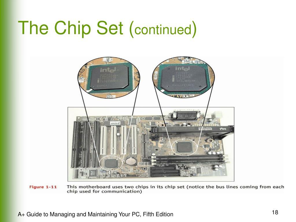 The Chip Set (