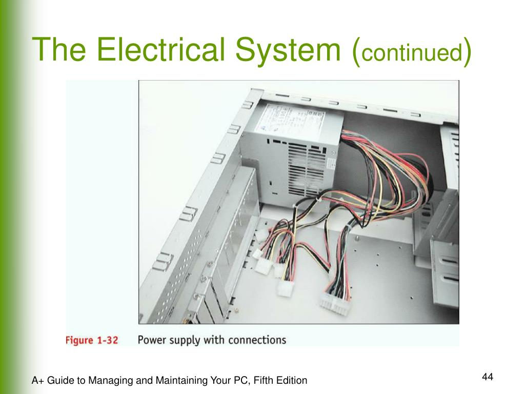 The Electrical System (
